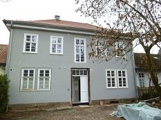 Foto Lingelgasse 13a, substanzielle und energetische Sanierung im Einklang mit dem Denkmalschutz©Universitätsstadt Marburg