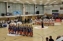 Am 25.11.2015 fand das Frauen Basketball Länderspiel Deutschland gegen Ukraine bei uns in der Georg-Gaßmann-Halle statt. Leider Unterlag unser Team mit 64:66.