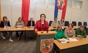 Frauen und Politik – Frauen in der Politik: Für diesen Kurs der Volkshochschule Marburg werben Frauen aus Marburgs Magistrat, Stadtverordnetenversammlung und Verwaltung.