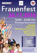 Frauenfest 26.11.2016