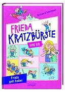 Buchcover mit Anna und ihrer Puppe Frieda