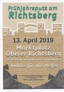 Frühjahrsputz 13. April 2019