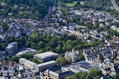 """Für drei Tage wird der Mitte 80-Jährige Jan Gehl die Stadt Marburg besuchen, Gespräche führen, sich einen Eindruck verschaffen und am 28. September bei einer öffentlichen Veranstaltung über sein Konzept """"Städte für Menschen"""" sprechen.©Georg Kronenberg"""