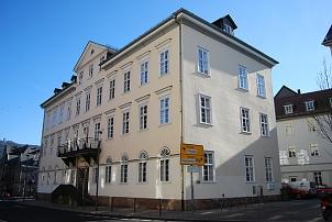Außenansicht der Stadtbücherei©Universitätsstadt Marburg