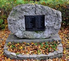 Gedenkstein in Mechterstädt©CTHOE