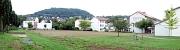 Geländeaufnahme der Elisabethschule aus Richtung Sportplatz