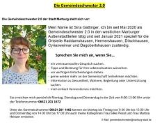 Gemeindeschwester 2.0©Universitätsstadt Marburg