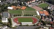 Georg-Gaßmann-Stadion aus der Vogelperspektive