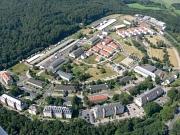 Gewerbegebiet Stadtwald - Luftbild