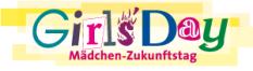 Das neue Logo zum Girls'Day - Mädchenzukunftstag ab 2015©Universitätsstadt Marburg - Jugendförderung