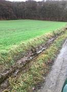 Gräben Aushub 2018_Gemarkung Hermershausen_1
