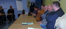 gut besuchte öffentliche Ortsbeiratssitzung©Bernd Weimer