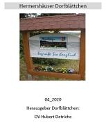 Hermershäuser Dorfblättchen 04_2020