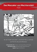 """Im Kontext des Kapp-Putsches beleuchtet die Wanderausstellung die Erschießung von 15 Arbeitern in Mechterstädt (Thüringen) durch Mitglieder des """"Studentenkorps Marburg"""" im März 1920."""