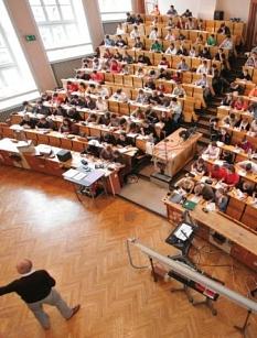 Hochschullehrerbefragung Titelbild©Universitätsstadt Marburg
