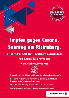 Impftermin Richtsberg©Stadt Marburg