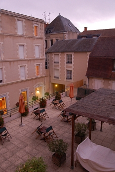 Impressionen aus Poitiers©Universitätsstadt Marburg