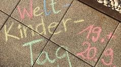In Marburg finden anlässlich des Weltkindertags an zwei Tagen verschiedene Aktionen statt.