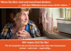 In Würde teilhaben - Wir haben Zeit für Sie!©Universitätsstadt Marburg