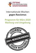 Internationale Wochen gegen Rassismus 2020