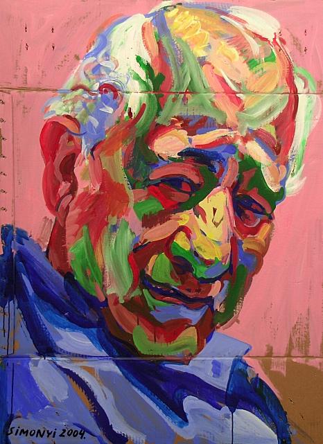 John Fischer, Porträt von Emö Simonyi©Emö Simonyi