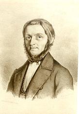 Porträt von Karl Theodor Bayrhoffer©Universitätsstadt Marburg