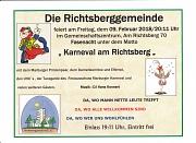 Karneval Richtsberggemeinde 2018