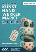 Plakat Kunsthandwerkermarkt 2019