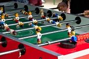 Auch Kickerspielen im Jugendclub ist wieder möglich.