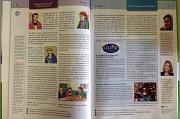 """Ein Artikel zum KiJuPa in dem Schulbuch """"Demokratie heute"""" vom Westermann-Verlag."""