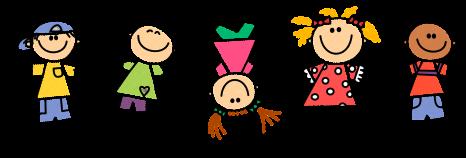 Kinder freuen sich und hüpfen und springen©Pixabay: gustavorezende