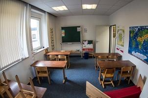 Klassenzimmer für Schulkinder im Portal Gisselberg©Universitätsstadt Marburg