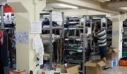 Die Kleiderkammer in Gisselberg sucht weiterhin Spenden.