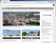 Mit Hilfe des kommunalen Immobilienportal (KIP) betreibt die Universitätsstadt Marburg seit kurzem eine eigene Immobilienseite, auf der sich nicht nur die städtischen Angebote finden, sondern auch Privatpersonen und örtliche Immobilienmakler ihre Angebote