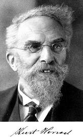 Porträt von Kurt Hensel (1861 - 1941)©Universitätsstadt Marburg