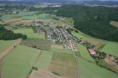Luftbild Cyriaxweimar mitten im Grünen©Bernd Weimer