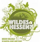 """Logo der Kampagne """"Wildes Hessen"""" des Ministeriums für Umwelt, Klimaschutz, Landwirtschaft und Verbraucherschutz"""