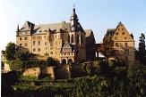 Landgrafenschloss, Blick von Süden, Marburg im Bild©Universitätsstadt Marburg - Rainer Kieselbach