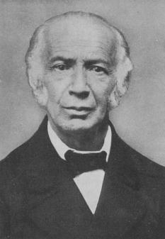 Porträt von Leopold Eichelberg (1804 - 1879)©Universitätsstadt Marburg