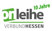 Logo 10 Jahre OnleiheverbundHessen