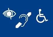 Logos Behinderungen