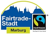 Logo Fairtrade Town Marburg © Universitätsstadt Marburg