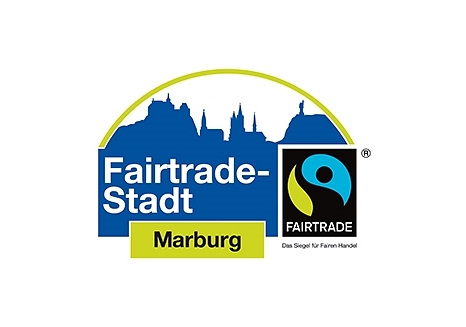 Logo Fairtrade Town Marburg©Universitätsstadt Marburg