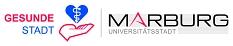 Logo Gesunde Stadt©Universitätsstadt Marburg