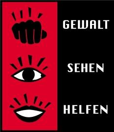 Logo Gewalt-Sehen-Helfen©Universitätsstadt Marburg