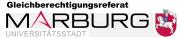 Logo Gleichberechtigungsreferat
