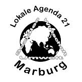 Logo der lokalen Agenda 21 Marburg©Universitätsstadt Marburg FD Umwelt, Fairer Handel, Abfallwirtschaft