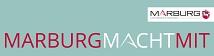 Logo der Marburger Bürgerbeteiligung - MarburgMachtMit