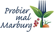 Farbiges Logo Probier mal Marburg