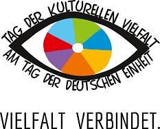 Logo Tag der kulturellen Vielfalt am Tag der deutschen Einheit©Universitätsstadt Marburg